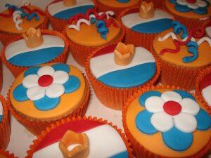 koningsdag-cupcakes