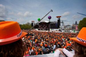 Radio 538 - Koninginnedag 2010