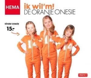 Koningsdag-Hema-reclame-prinsesjes